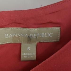 Banana Republic Tops - BANANA REPUBLIC Sleeveless Peplum Top